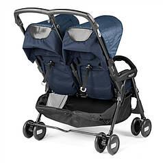 Прогулочная коляска для двойни Peg Perego Aria Shopper Twin