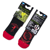 Носки для йоги и пилатеса с силиконом на подошве, фото 2