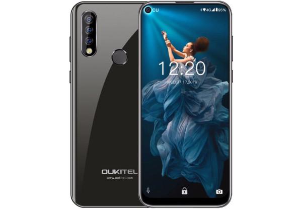OUKITEL C17 Pro black
