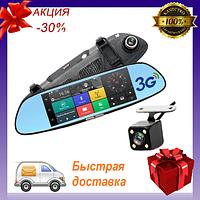"Зеркало-видеорегистратор K36 (V17 7"" 3G ANDROID)"