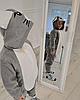 Пижама кигуруми Family look Мишка, фото 7