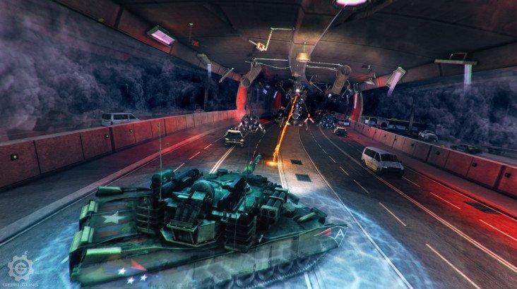 GEARGUNS - Tank offensive ключ активации ПК
