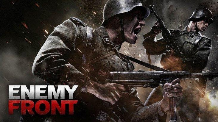 Enemy Front ключ активации ПК