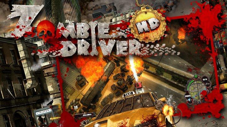 Zombie Driver HD ключ активации ПК