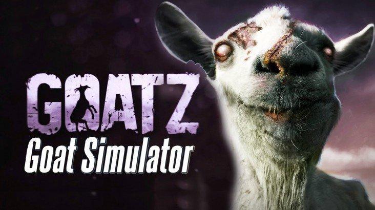 Goat Simulator - Goatz DLC ключ активации ПК