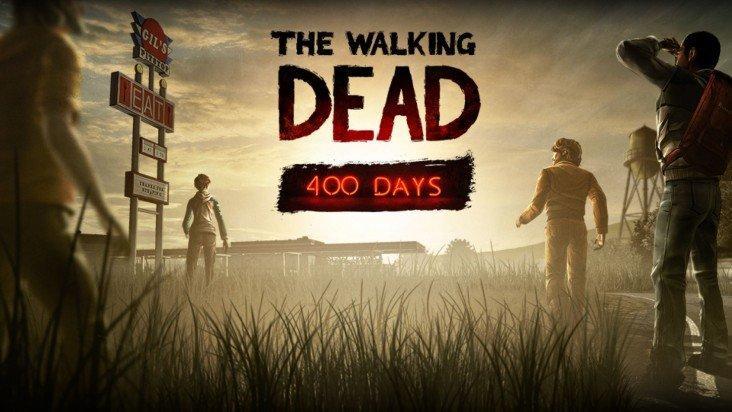 The Walking Dead. 400 Days ключ активации ПК