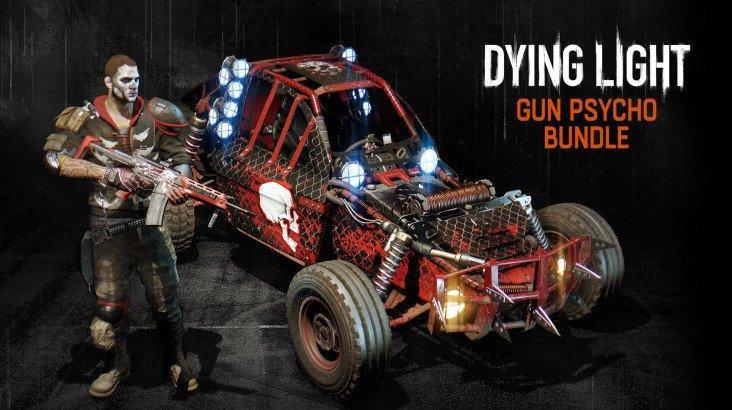 Dying Light - Gun Psycho Bundle ключ активации ПК
