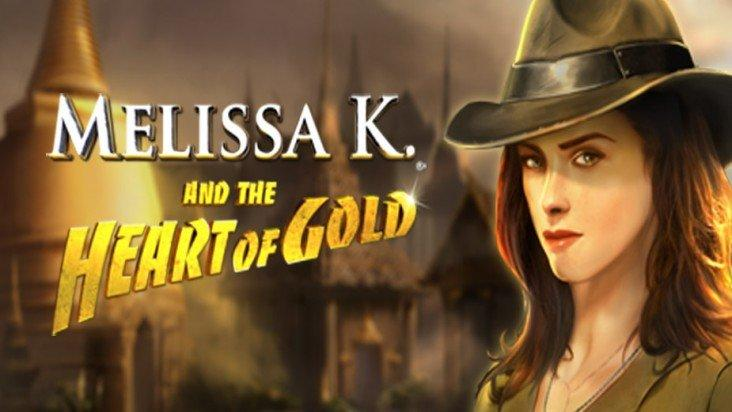 Melissa K. and the Heart of Gold Collector's Edition ключ активации ПК