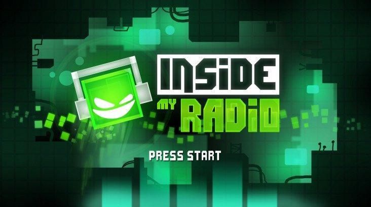 Inside My Radio ключ активации ПК