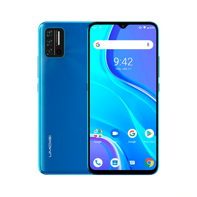 Umidigi A7S 2/32Gb blue