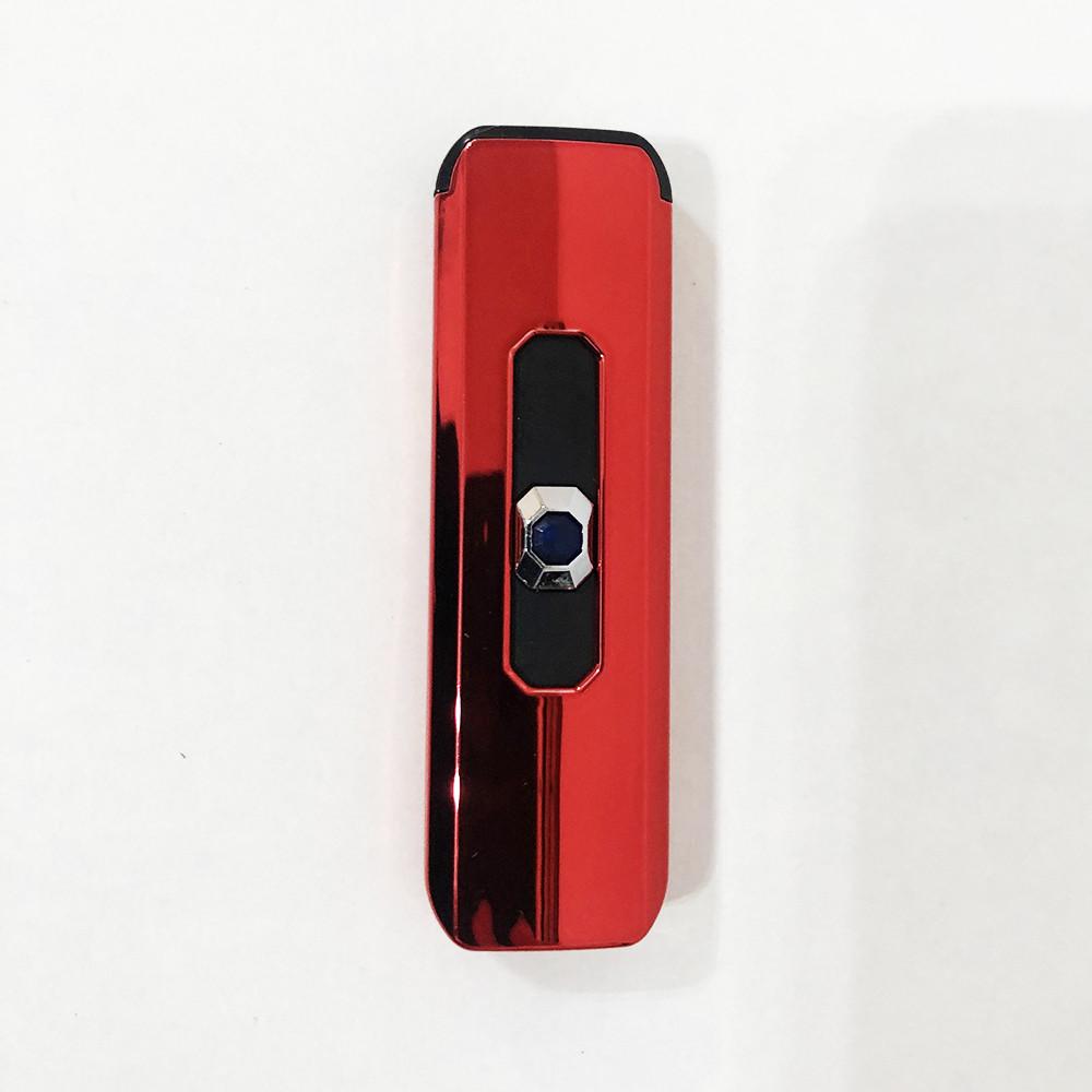 Зажигалка электрическая. Цвет: красный