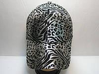 Кепка блестящая черная с серебром