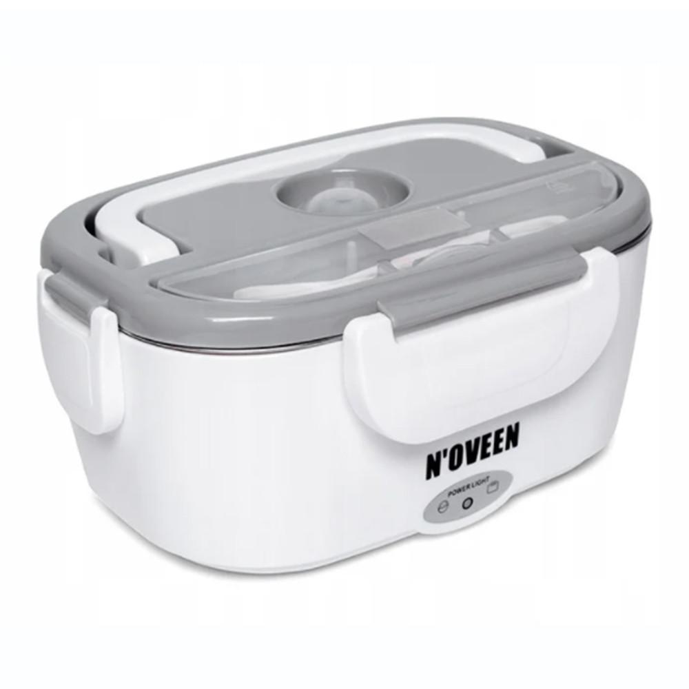 Ланч-бокс с подогревом Lunch Box(12V). Цвет: серый
