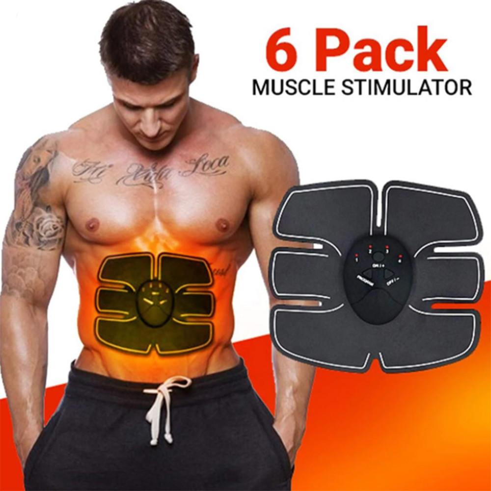 Миостимулятор для мышц 6Pack EMS
