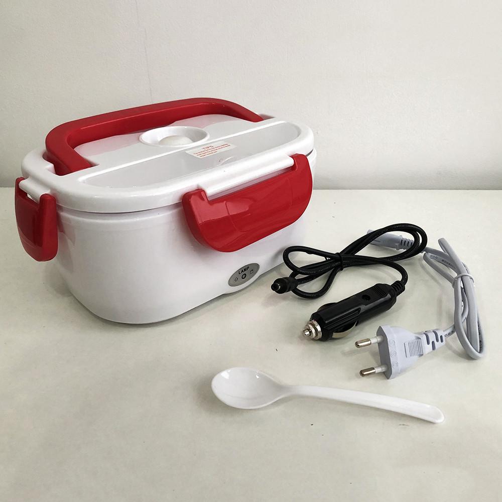 Ланч-бокс с подогревом Lunch Box(12V). Цвет: розовый