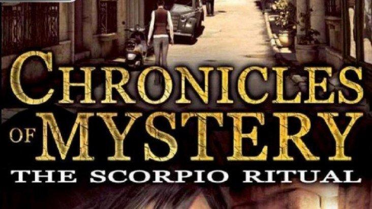 Chronicles of Mystery: The Scorpio Ritual ключ активации ПК