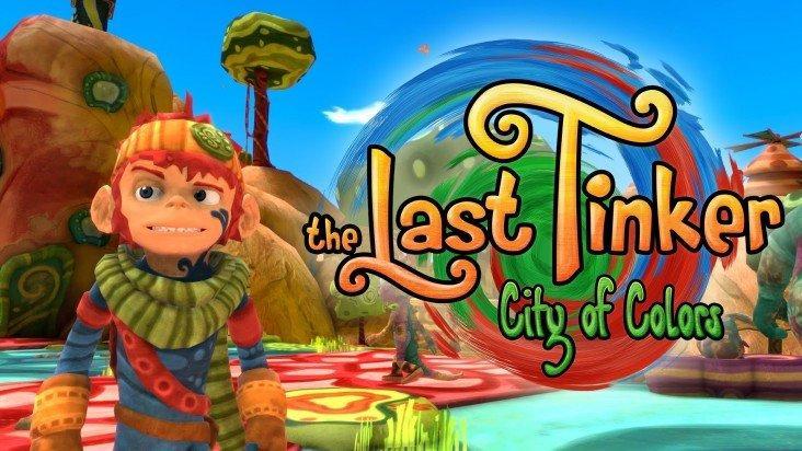 The Last Tinker: City of Colors ключ активации ПК