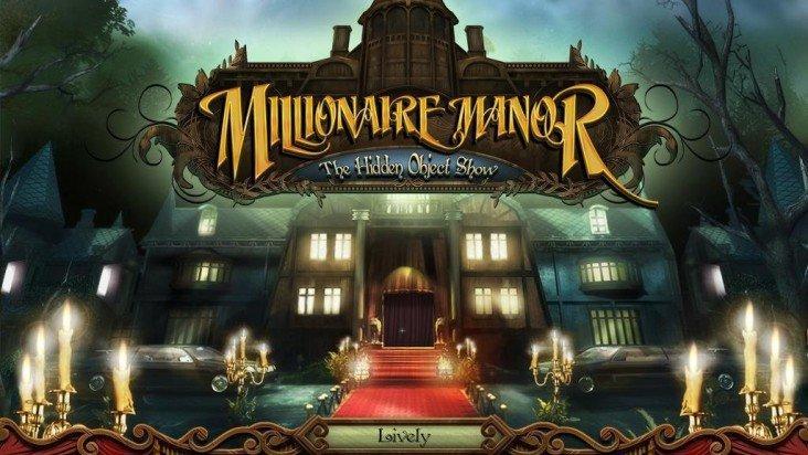 Millionaire Manor ключ активации ПК