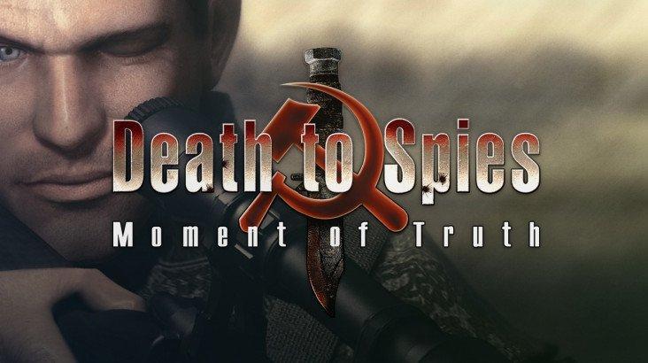 Death to Spies Moment of Truth ключ активации ПК