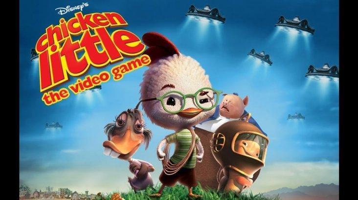 Disney's Chicken Little ключ активации ПК