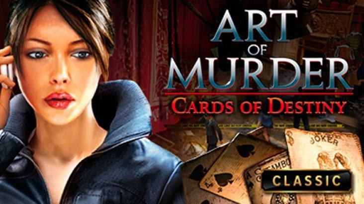 Art of Murder - Cards of Destiny ключ активации ПК
