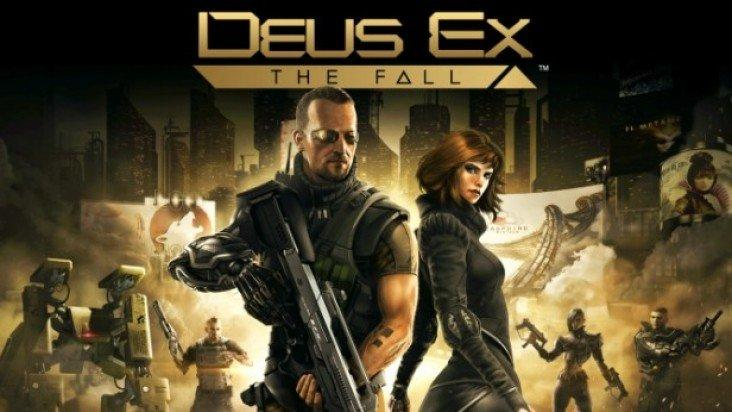 Deus Ex The Fall ключ активации ПК