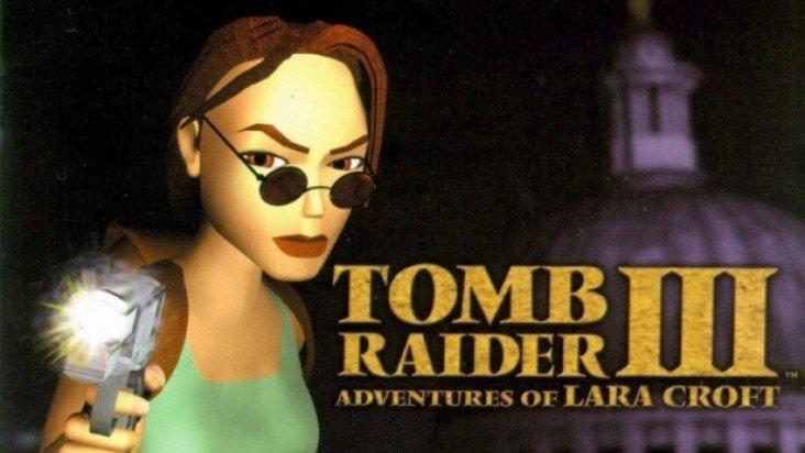 Tomb Raider III ключ активации ПК