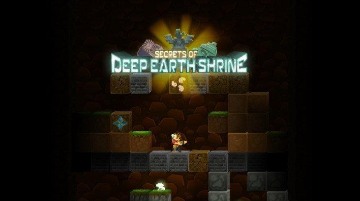 Secrets of Deep Earth Shrine ключ активации ПК