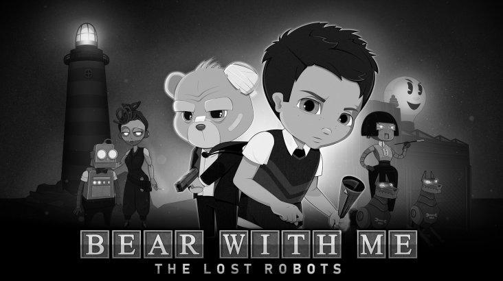 Bear With Me: The Lost Robots ключ активации ПК