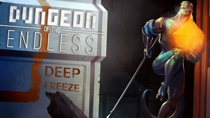 Dungeon of the Endless - Deep Freeze ключ активации ПК