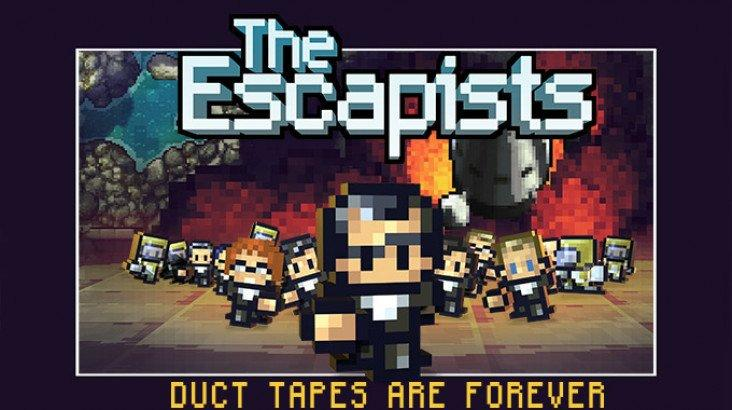 The Escapists - Duct Tapes are Forever ключ активации ПК