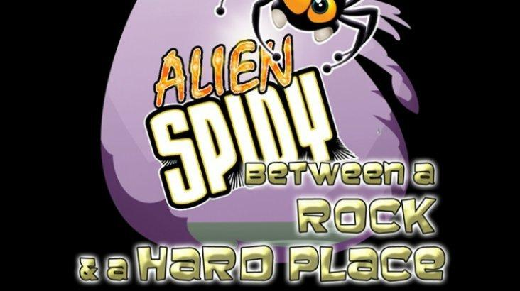 Alien Spidy: Between a Rock & a Hard Place ключ активации ПК