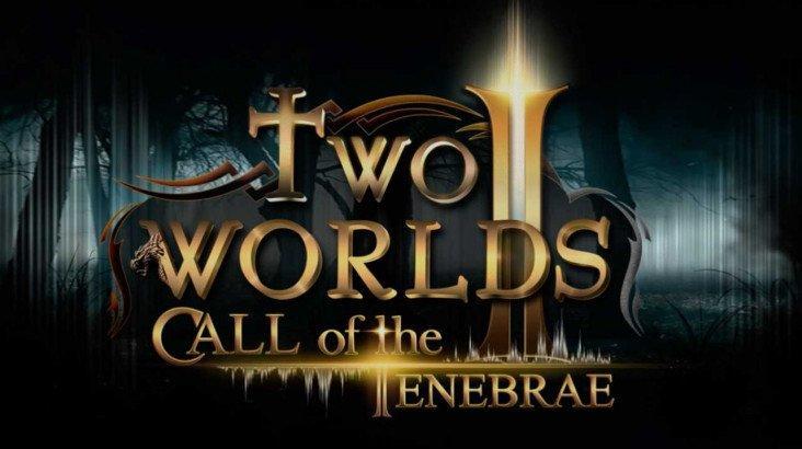 Two Worlds II - Call of the Tenebrae ключ активации ПК