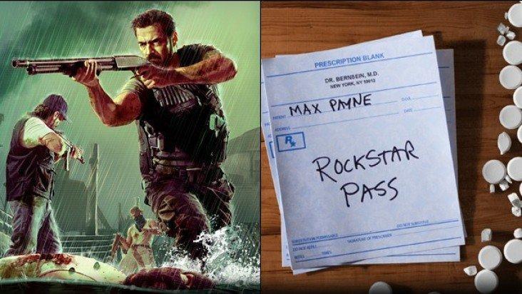 Max Payne 3 Rockstar Pass ключ активации ПК