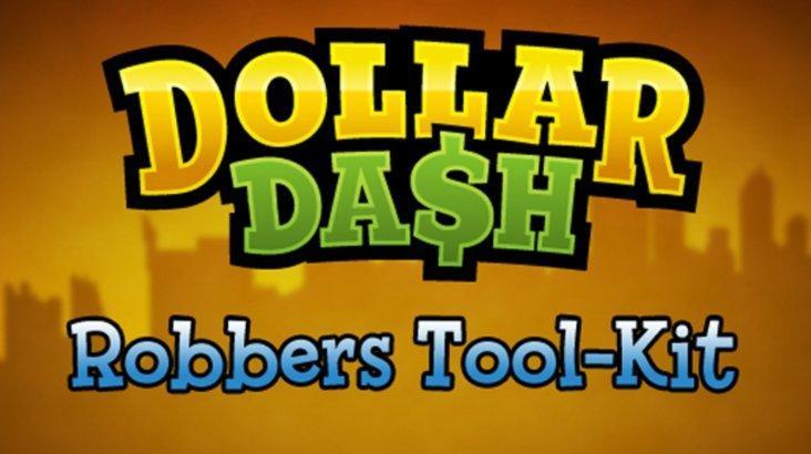 Dollar Dash: DLC 2 Robbers Tool-Kit ключ активации ПК