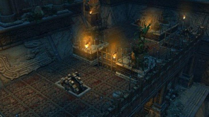 Lara Croft GoL: All the Trappings - Challenge Pack 1 ключ активации ПК