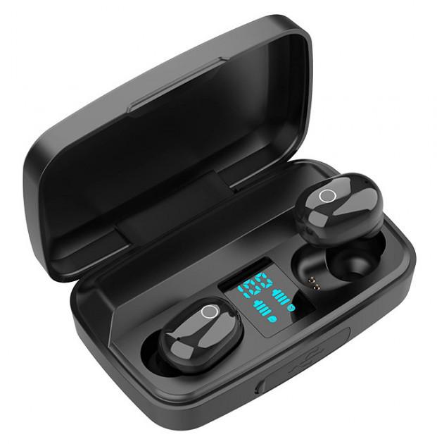 Бездротові навушники J16, Bluetooth 5.0, вологозахищені