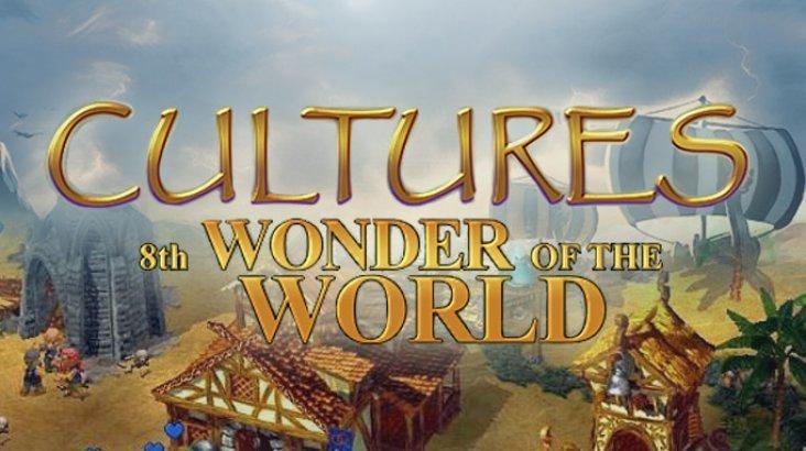 Cultures - 8th Wonder of the World ключ активации ПК