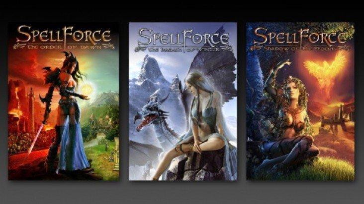 Spellforce - Platinum Edition ключ активации ПК