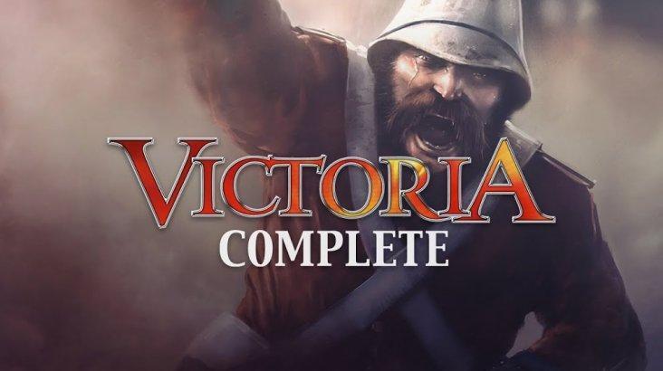 Victoria 1 Complete ключ активации ПК