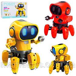 Интерактивный Робот КонструкторTobbie RobotHG-715 Сенсорное управление