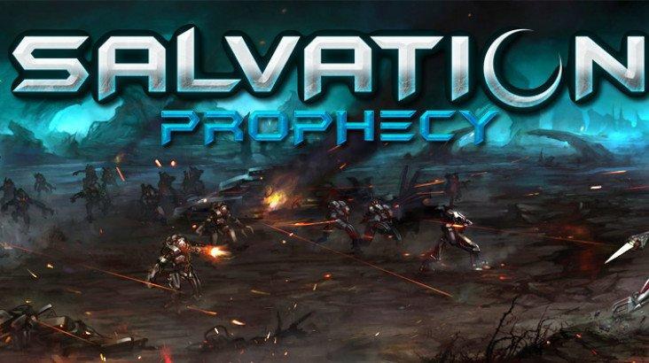 Salvation Prophecy ключ активации ПК