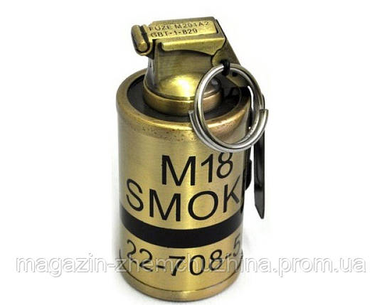SALE! Зажигалка газовая Граната №3503, фото 2