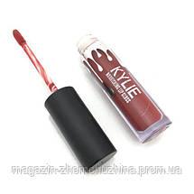 SALE! Набор помада + блеск Kylie Jenner Lipstick Lip Gloss 2in1, фото 3