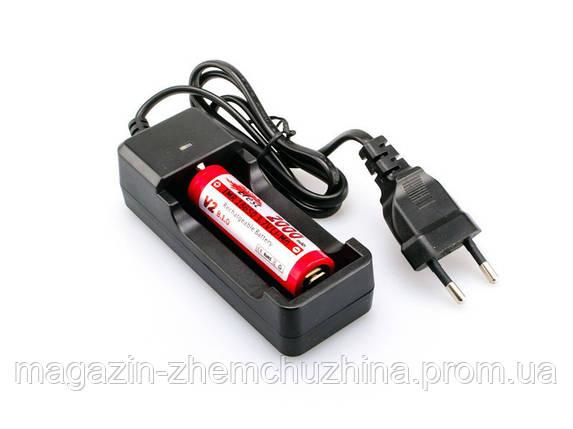 SALE! Зарядное устройство для литиевых аккумуляторов 18650, фото 2