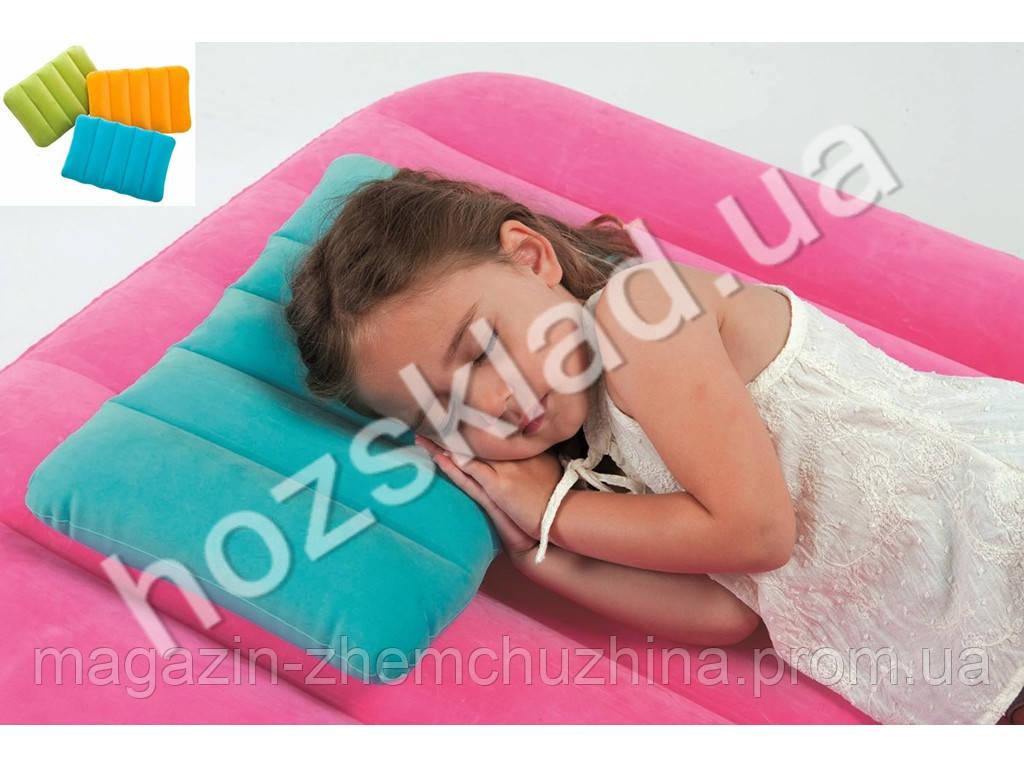 SALE! Подушка надувная Intex 68676
