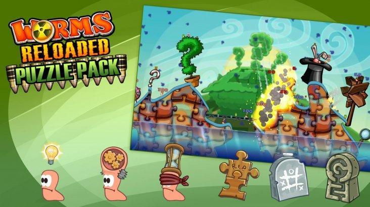 Worms Reloaded Puzzle Pack ключ активации ПК