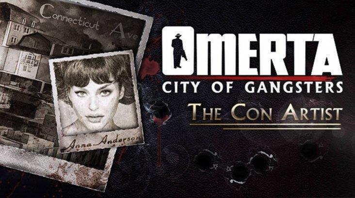 Omerta - City of Gangsters - The Con Artist ключ активации ПК