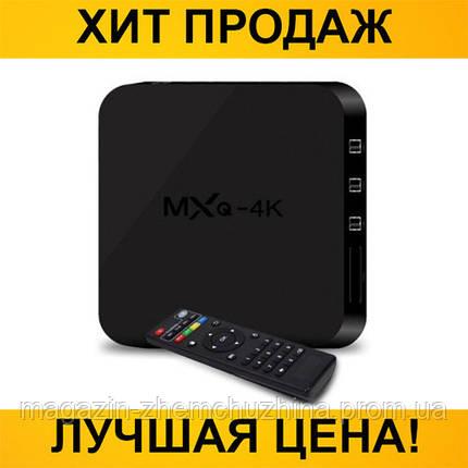 Sale! ТВ-приставка Smart Box MAQ-4k 1Гб/8Гб, фото 2