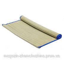 Sale! Пляжный коврик фольга с соломкой 120х180, коврик для пляжа, фото 2